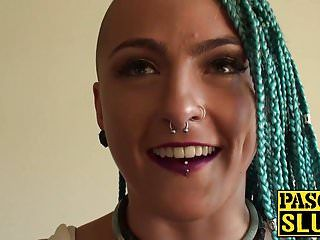 Sexually excited playgirl orion starr receives dominated and team-fucked hardcore