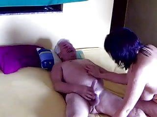 Silver stud-horse and swiss older 2 porn stars in act